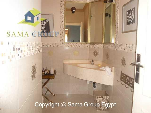 Penthouse with Swimming Pool For Rent In Maadi,Modern Furnished,Penthouse NO #25