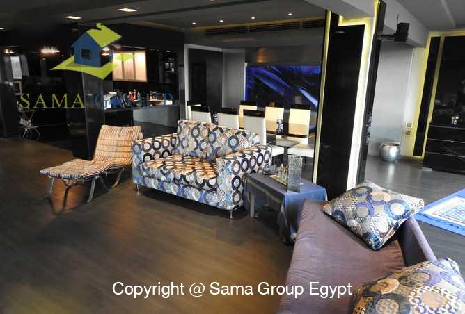 Brand New Modern Apartment For Rent In Zamalek,Modern Furnished,Apartment NO #1