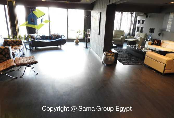 Brand New Modern Apartment For Rent In Zamalek,Modern Furnished,Apartment NO #16