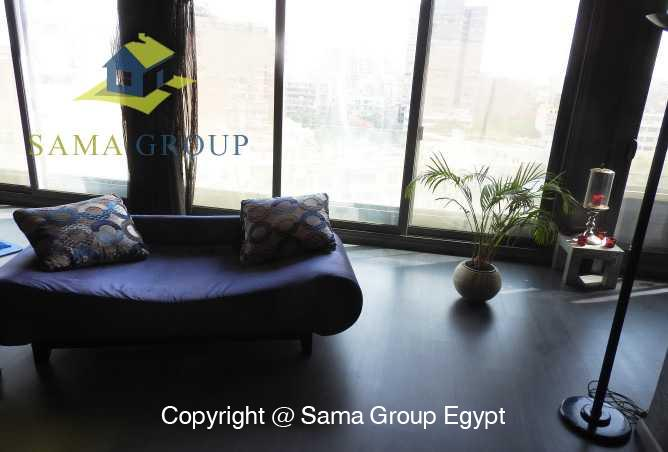 Brand New Modern Apartment For Rent In Zamalek,Modern Furnished,Apartment NO #14
