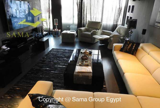 Brand New Modern Apartment For Rent In Zamalek,Modern Furnished,Apartment NO #12