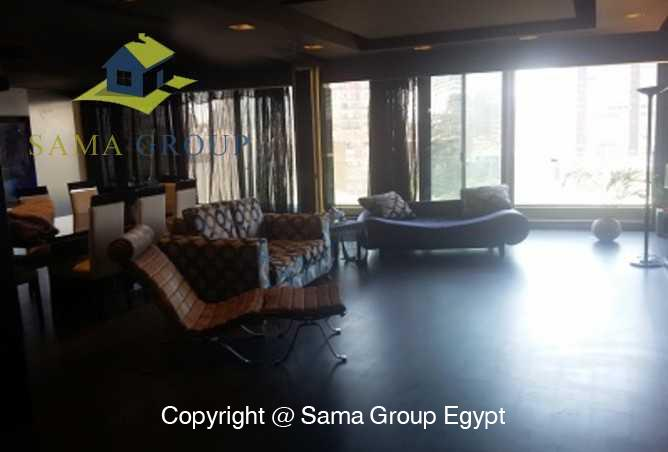 Brand New Modern Apartment For Rent In Zamalek,Modern Furnished,Apartment NO #11