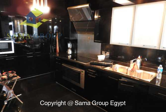 Brand New Modern Apartment For Rent In Zamalek,Modern Furnished,Apartment NO #6