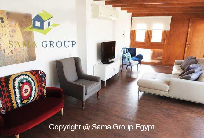 Penthouse with Swimming Pool For Sale In Maadi