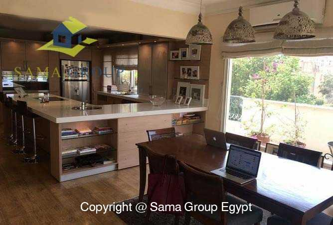 Penthouse For Rent In Maadi Degla,Modern Furnished,Penthouse NO #4