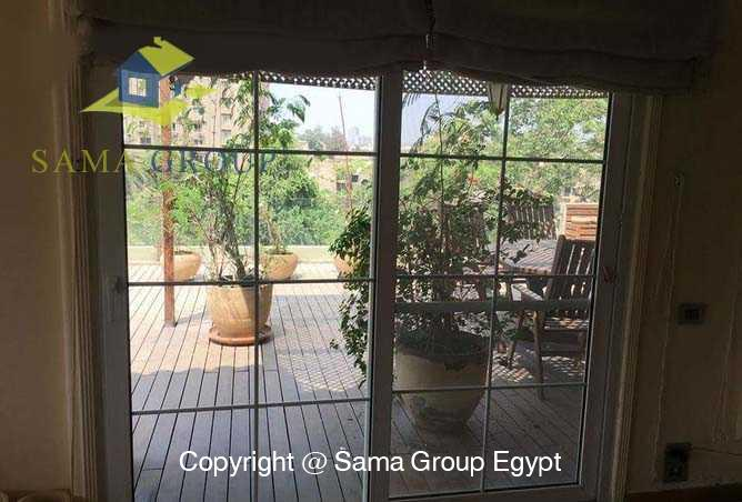 Penthouse For Rent In Maadi Degla,Modern Furnished,Penthouse NO #8
