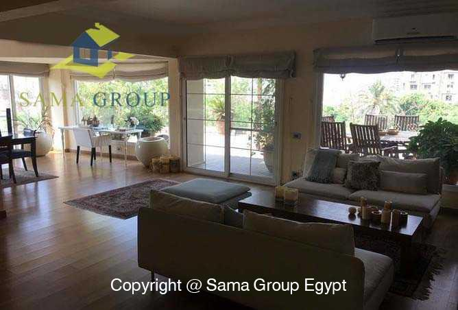 Penthouse For Rent In Maadi Degla,Modern Furnished,Penthouse NO #6