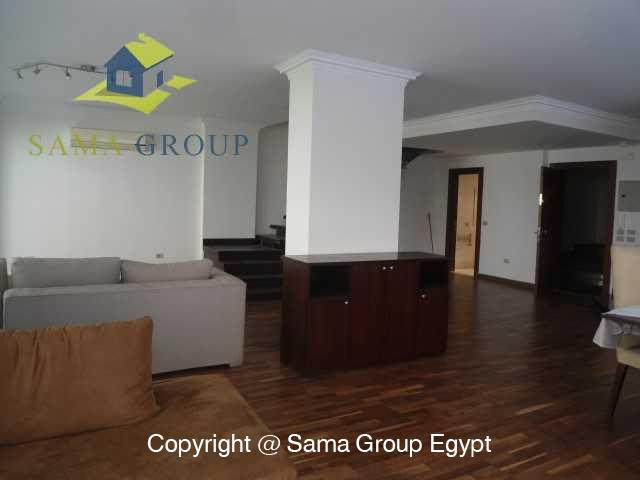 Ground Floor with Swimming Pool For Rent In Maadi,Modern Furnished,Ground Floor NO #19