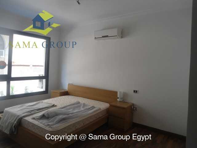 Ground Floor with Swimming Pool For Rent In Maadi,Modern Furnished,Ground Floor NO #7