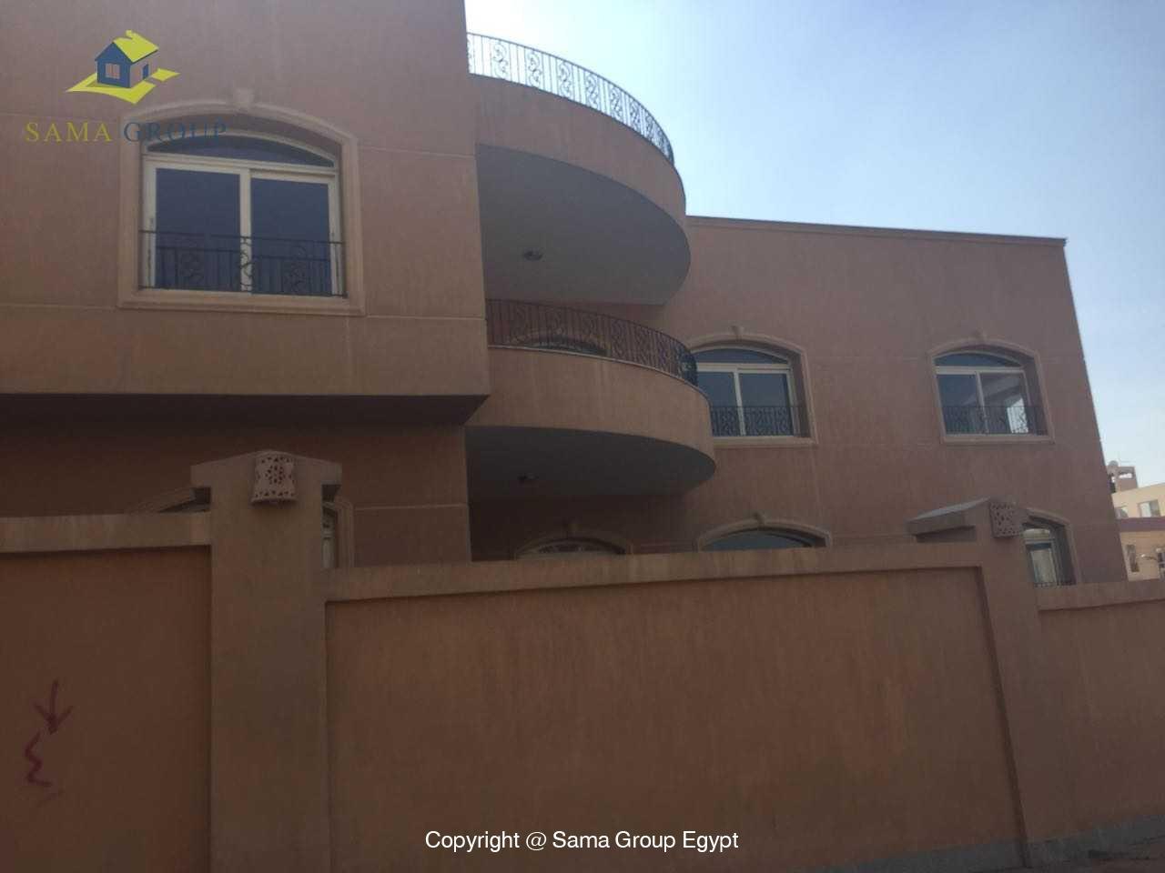 2,New Cairo, West Golf