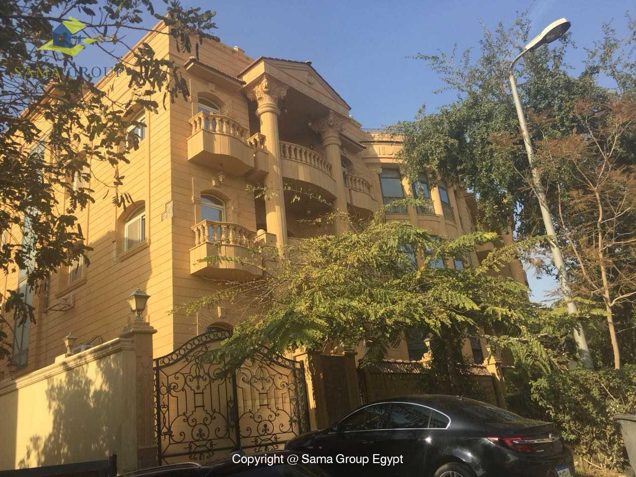 Semi Furnished Apartment For Rent In New Cairo West Golf
