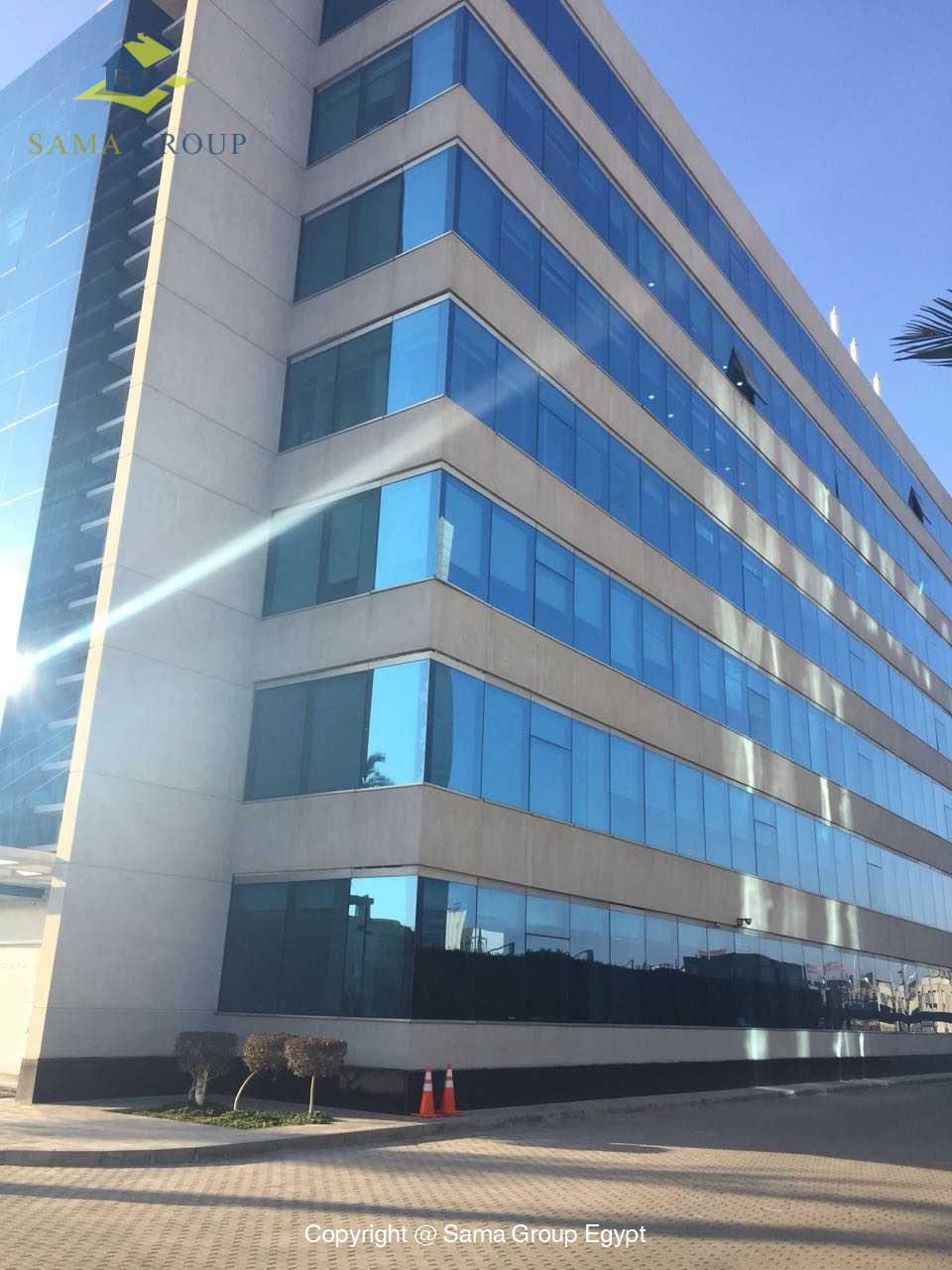 Office Adminstration Building For Rent In New Cairo,Other,Office Adminstration Building NO #3