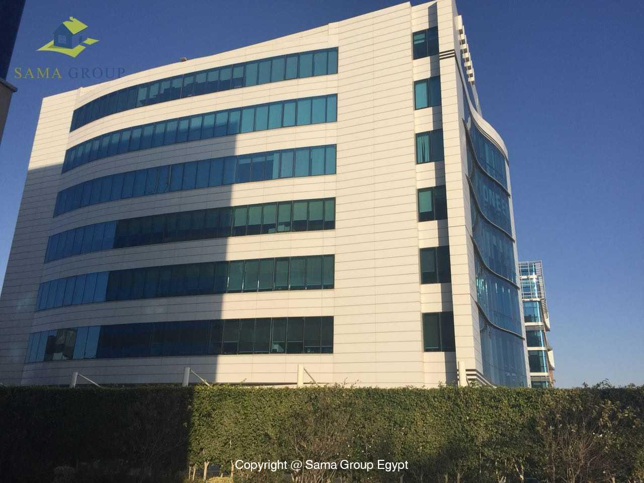 Office Adminstration Building For Rent In New Cairo