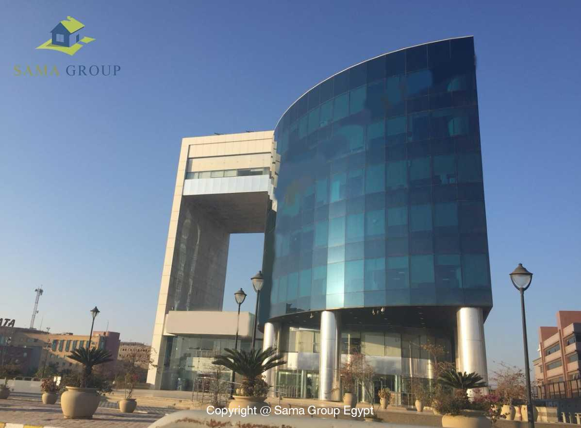 Office Adminstration Building For Rent In New Cairo,Other,Office Adminstration Building NO #2