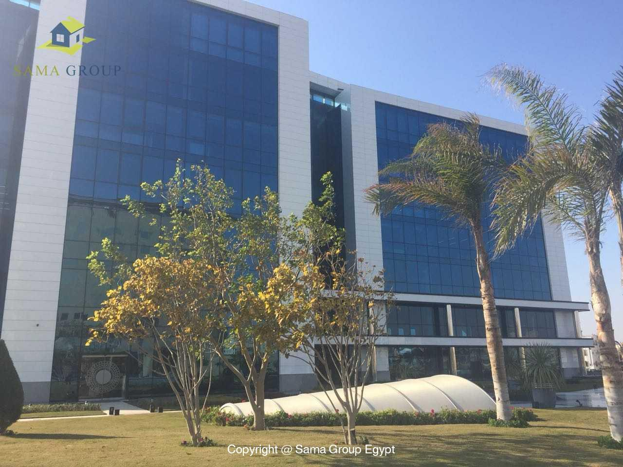 Office Adminstration Building For Rent In New Cairo,Furnished,Office Adminstration Building NO #1
