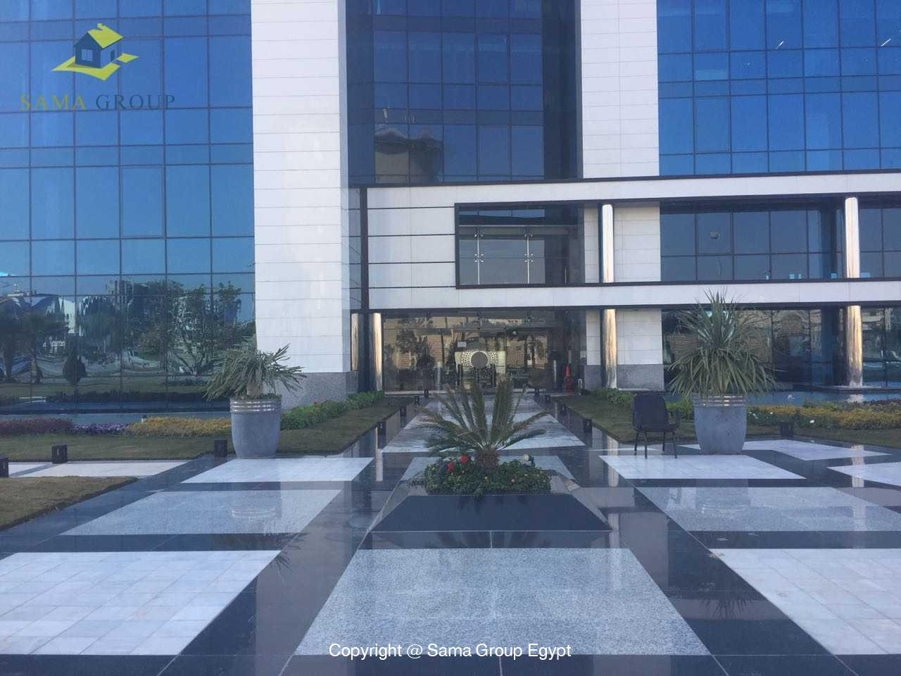 Office Adminstration Building For Rent In New Cairo,Furnished,Office Adminstration Building NO #2