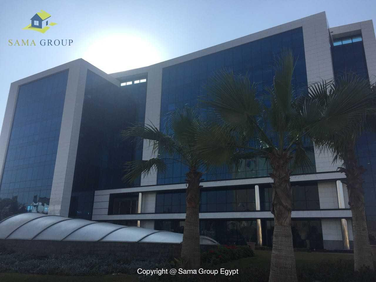 Office Adminstration Building For Rent In New Cairo,Furnished,Office Adminstration Building NO #3