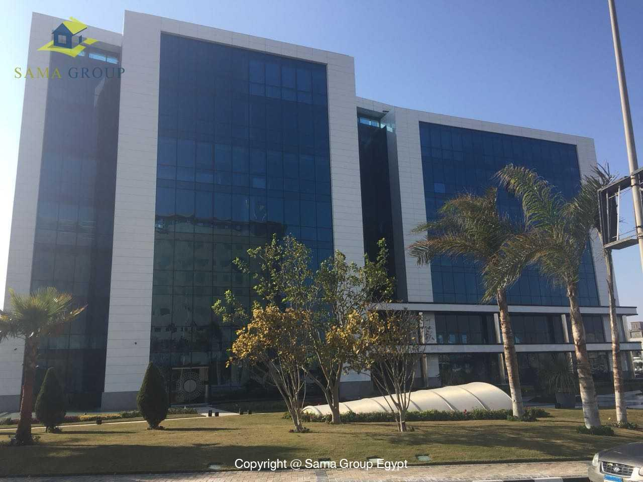 Office Adminstration Building For Rent In New Cairo,Furnished,Office Adminstration Building NO #4