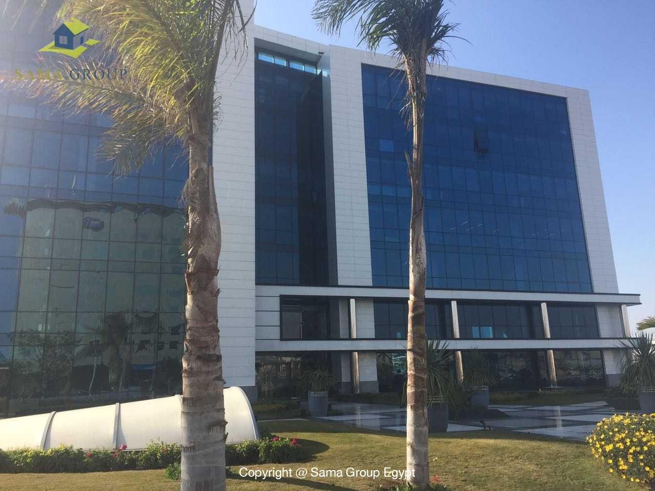 Office Adminstration Building For Rent In New Cairo,Furnished,Office Adminstration Building NO #6