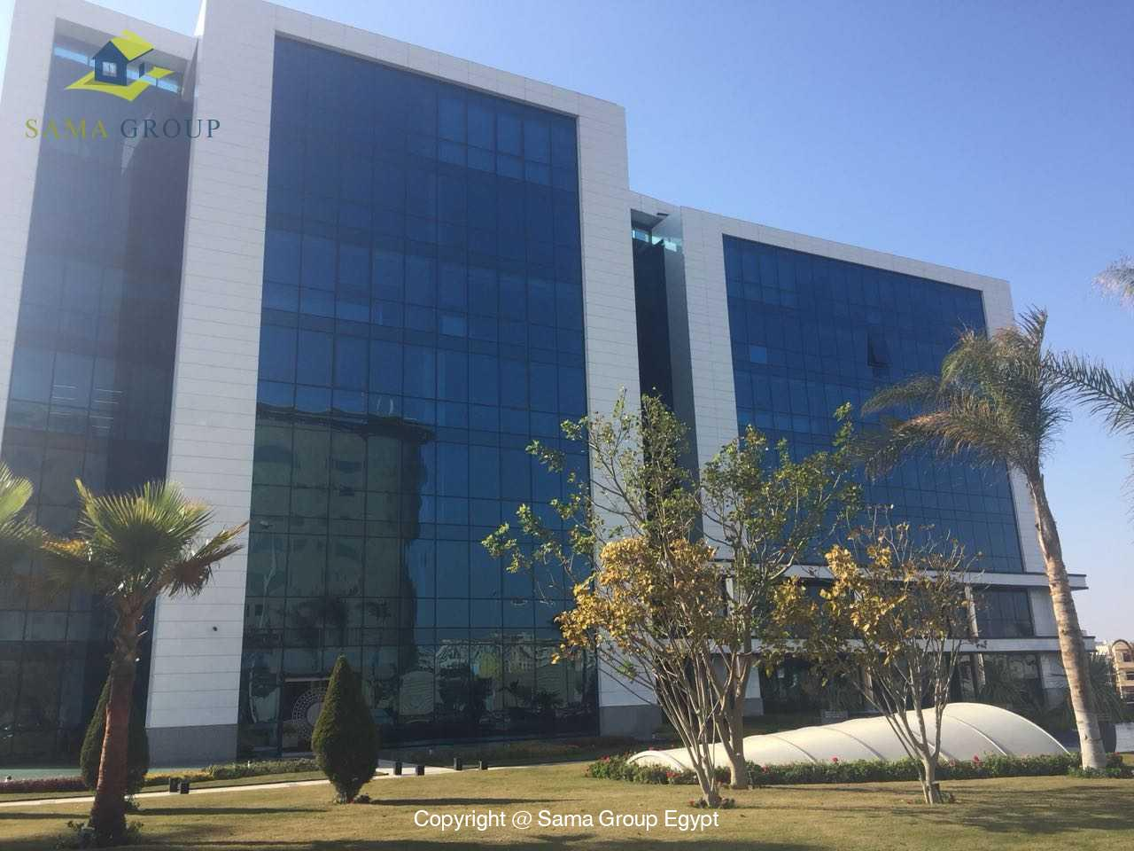 Office Adminstration Building For Rent In New Cairo,Furnished,Office Adminstration Building NO #7
