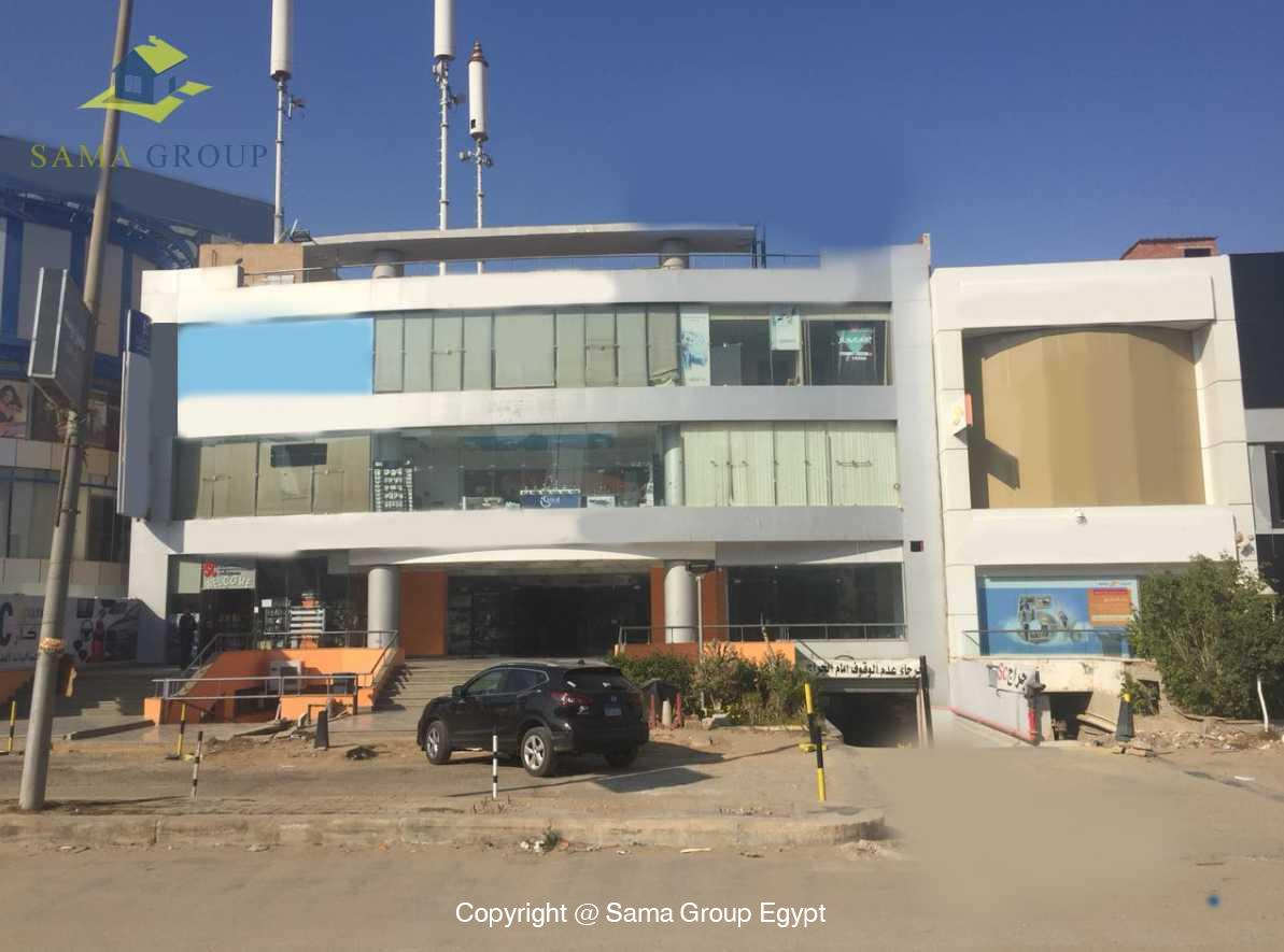 Shop For Rent In New Cairo Point 90,Furnished,Commercial Stores and Shops NO #1