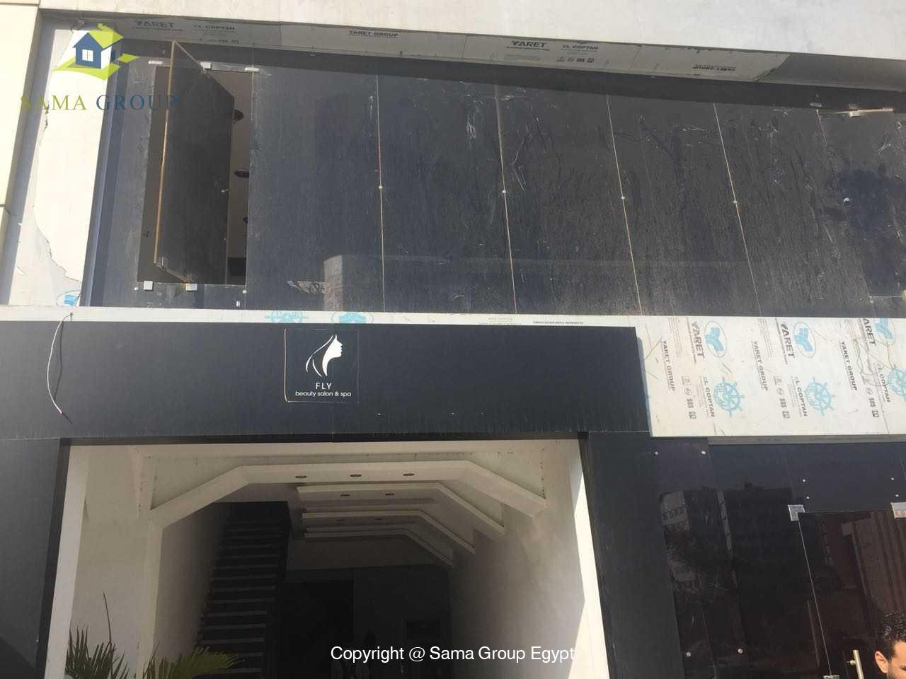 Shop For Rent In New Cairo Point 90,Furnished,Commercial Stores and Shops NO #10