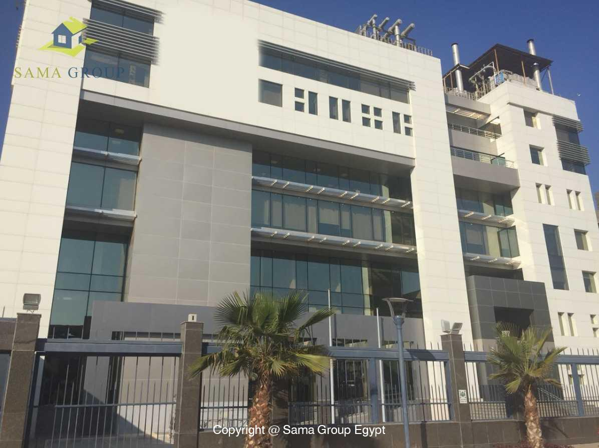 Office Adminstration Building For Rent In New Cairo,Other,Office Adminstration Building NO #1