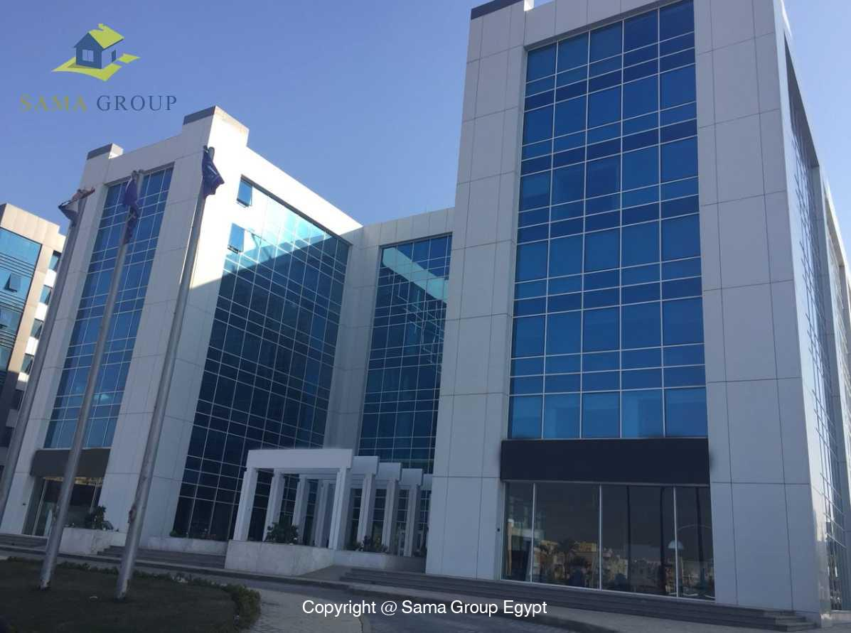 Office Adminstration Building For Rent In New Cairo,Other,Office Adminstration Building NO #5