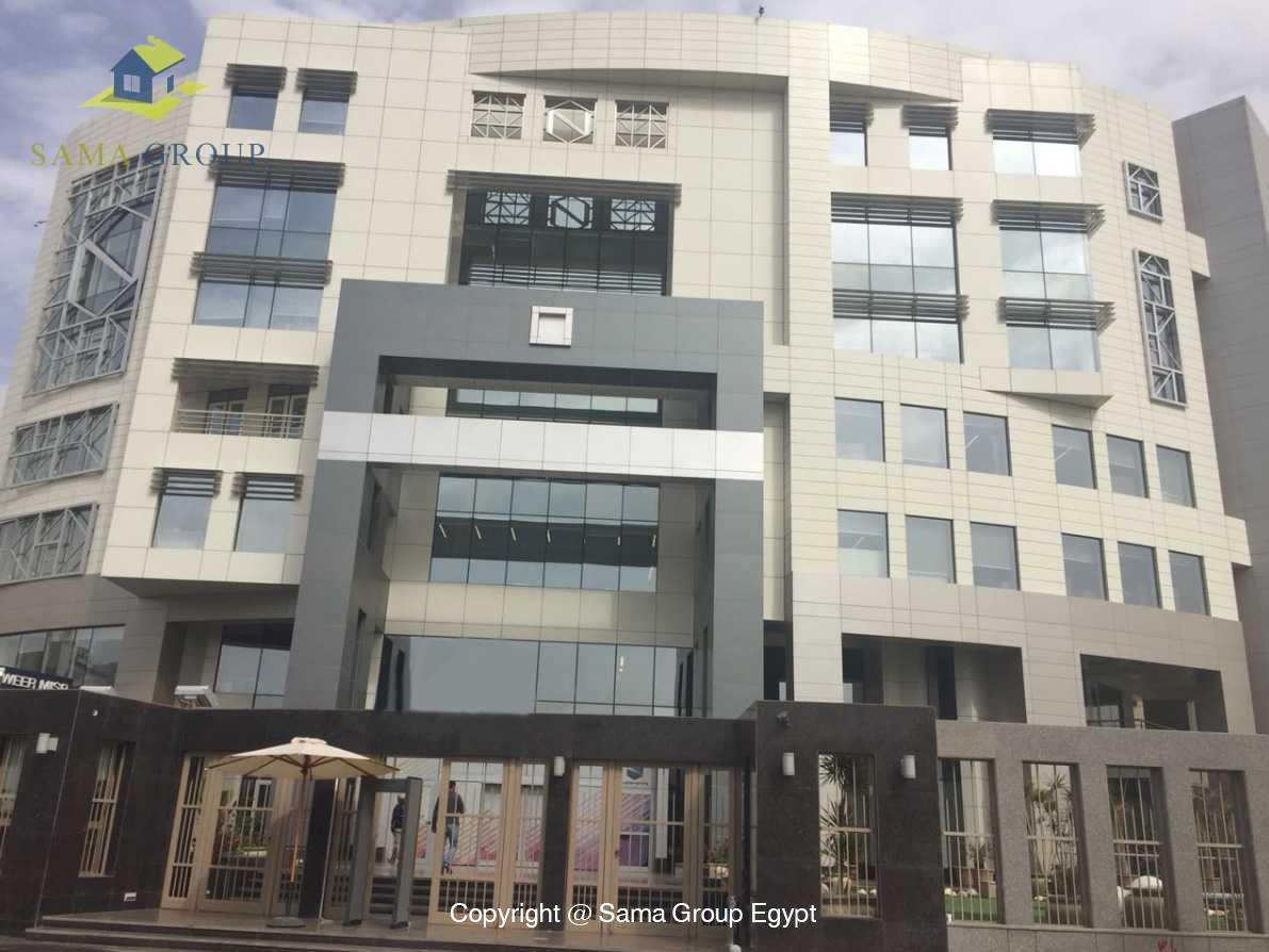 Prime location Office Adminstration Building For Rent In New Cairo,Other,Office Adminstration Building NO #2