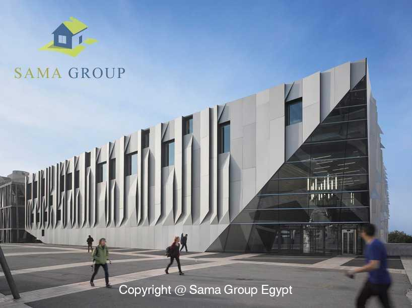 Office Space For Rent in New Cairo Street 90