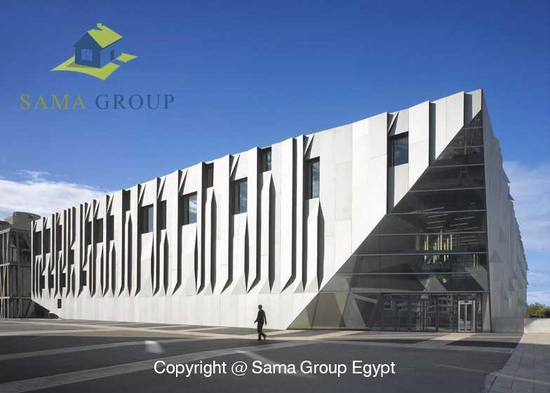 Office Space For Rent in New Cairo Street 90,Other,Office Adminstration Building NO #2