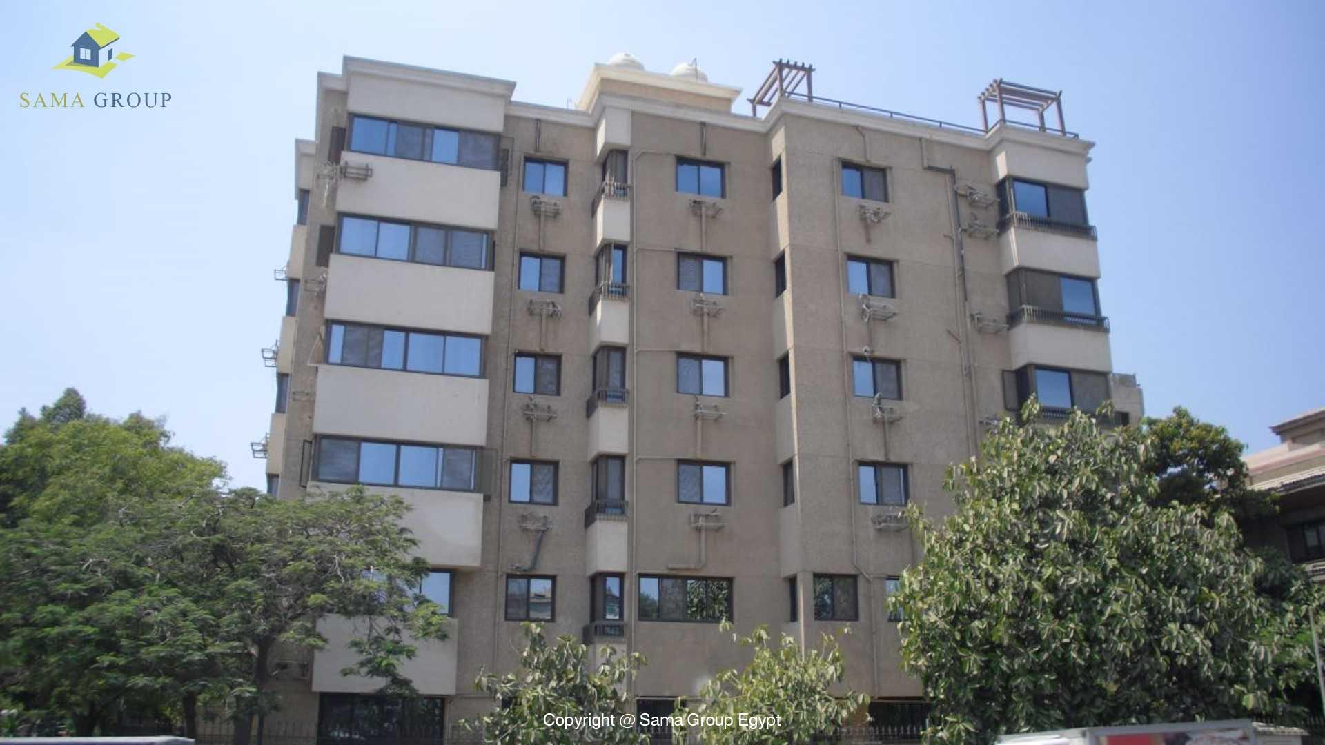 Adminstration Building For Rent In New Maadi