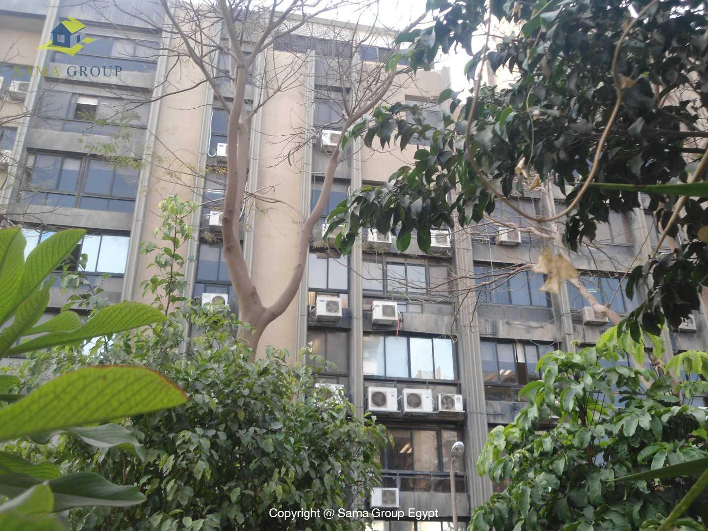 Office Adminstration Building For Rent In Maadi Degla,Other,Office Adminstration Building NO #1