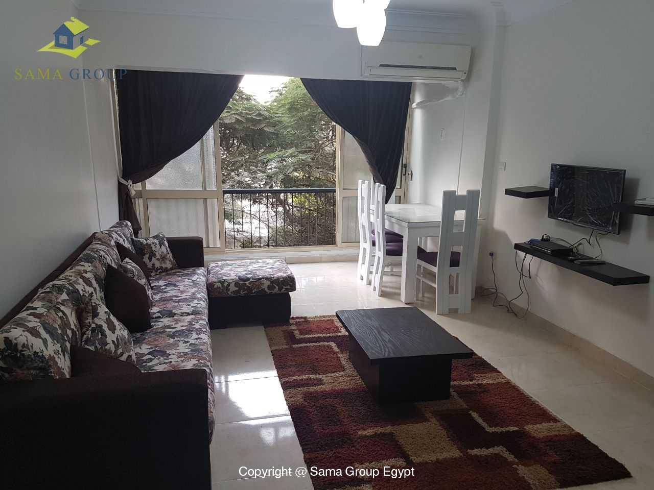 Modern Flat For Rent In Maadi Degla