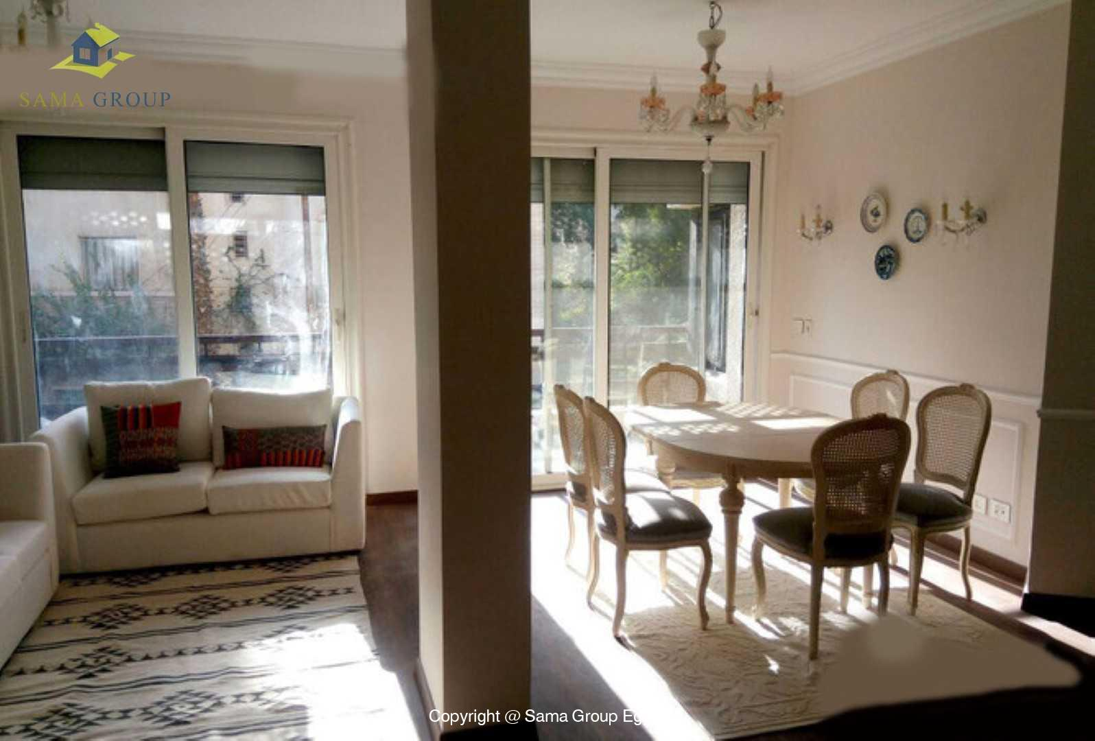 Brand New Apartment For Rent In Maadi,Modern Furnished,Apartment NO #2