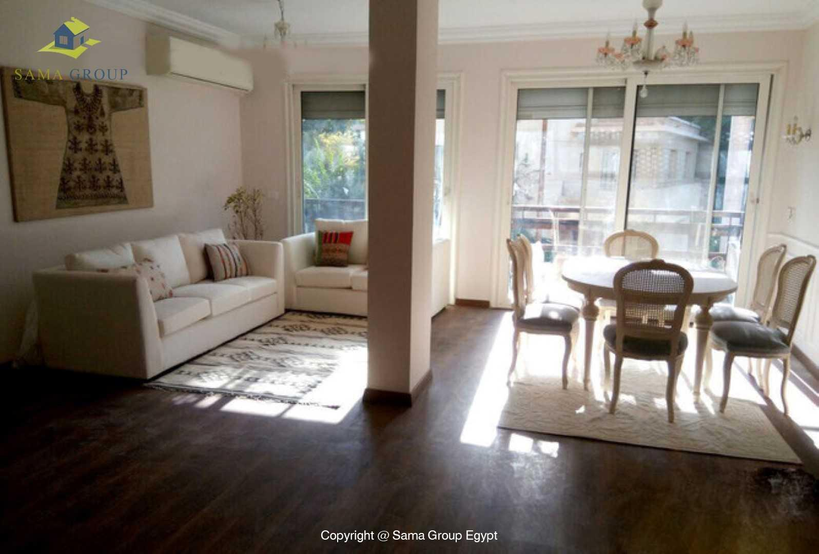 Brand New Apartment For Rent In Maadi,Modern Furnished,Apartment NO #3
