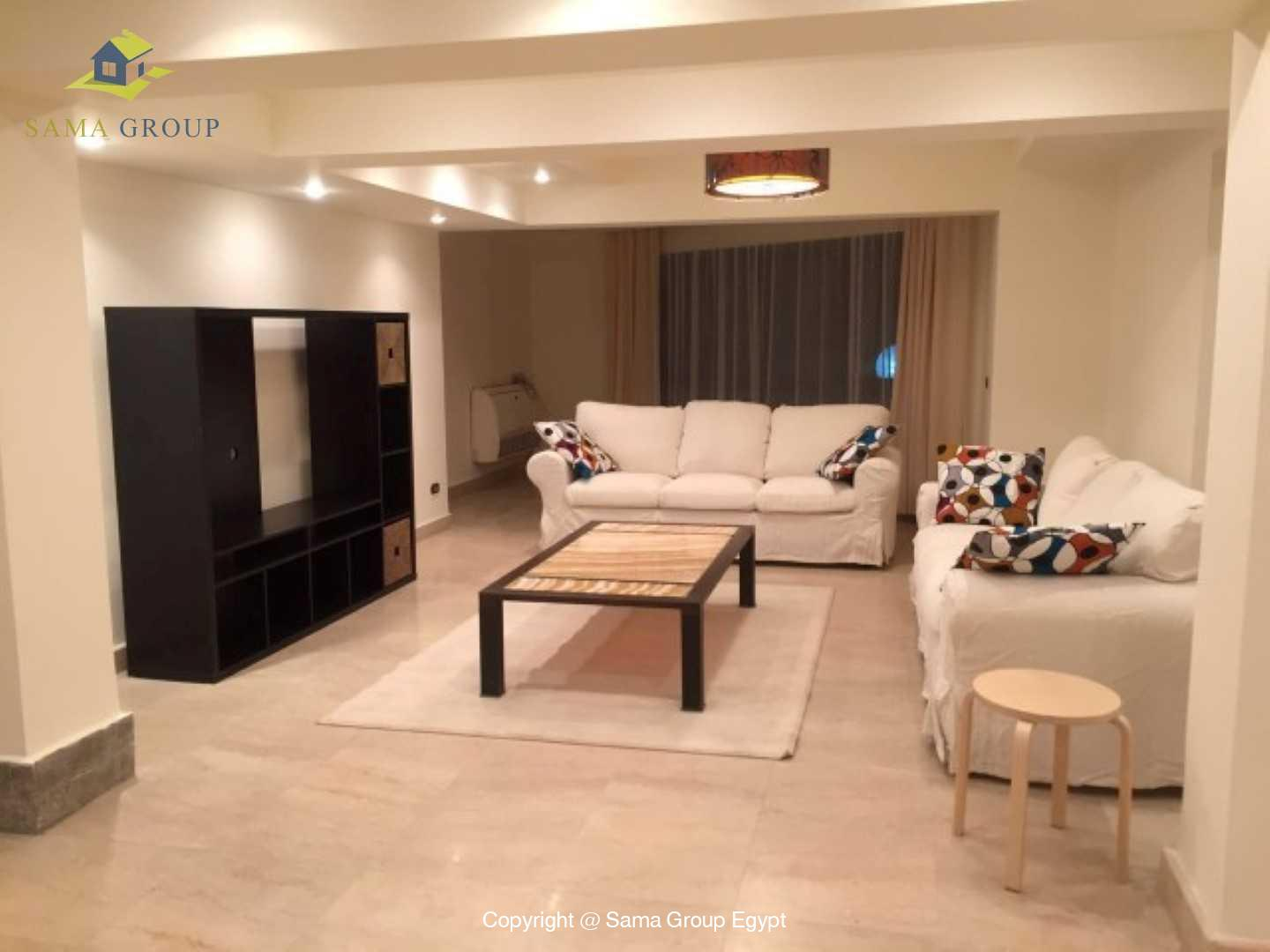 Modern Ground Floor For Rent In Maadi