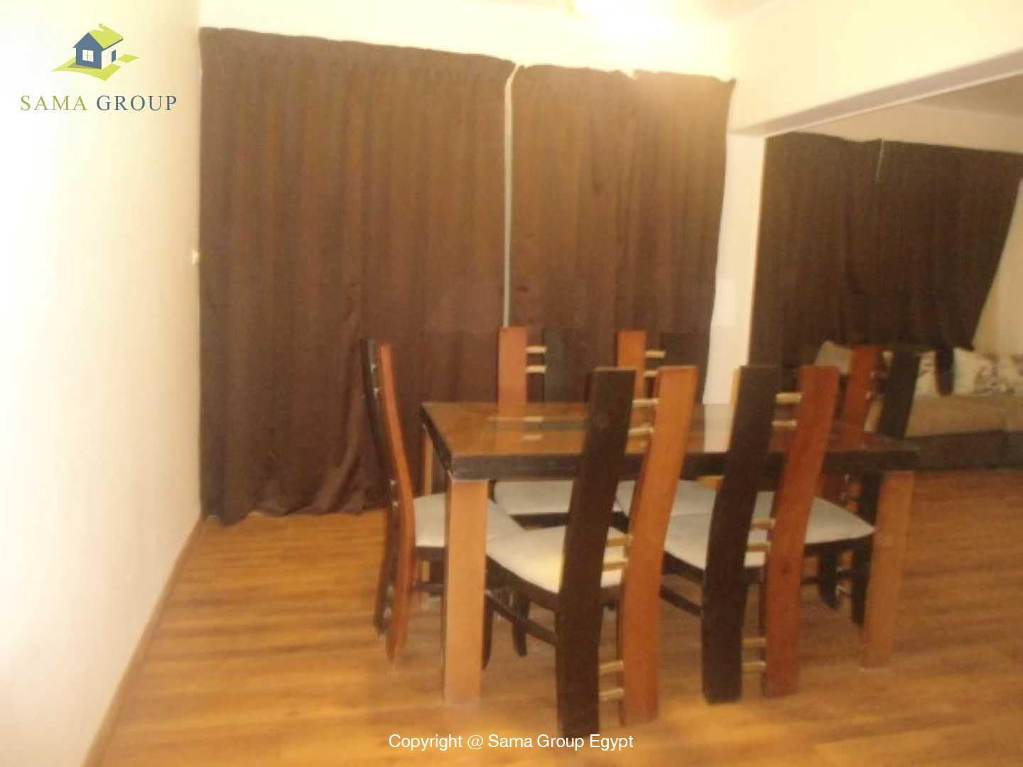 Apartment For Rent In Maadi Degla,Modern Furnished,Apartment NO #9