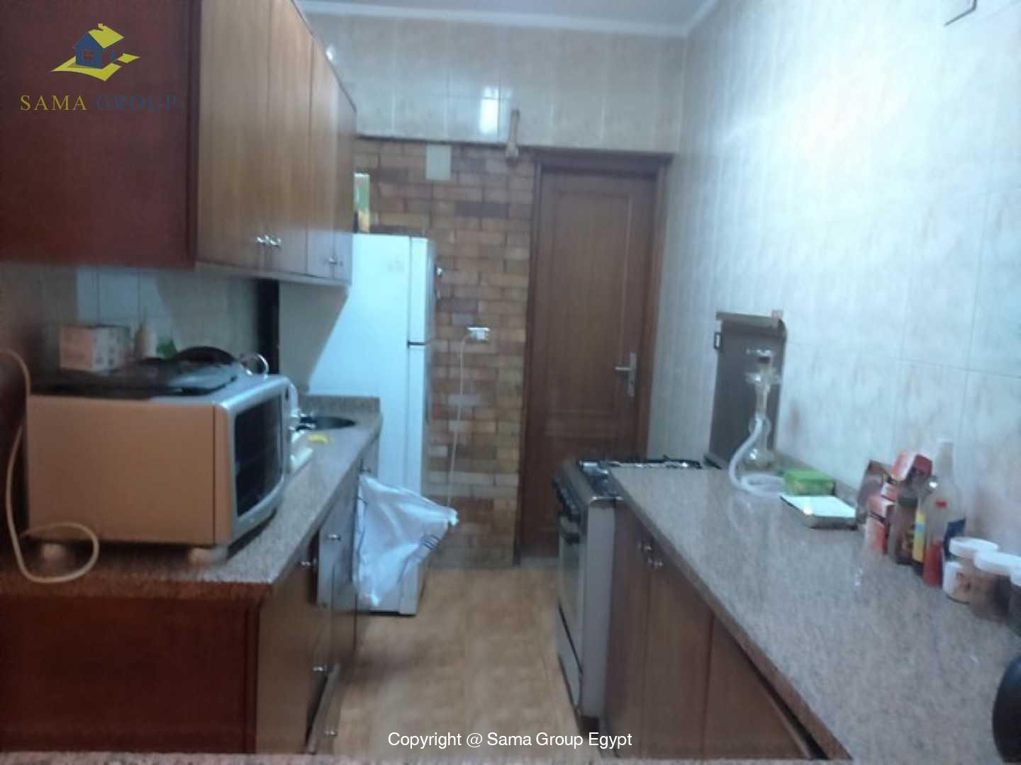 Flat For Rent in Maadi Degla,Furnished,Apartment NO #7