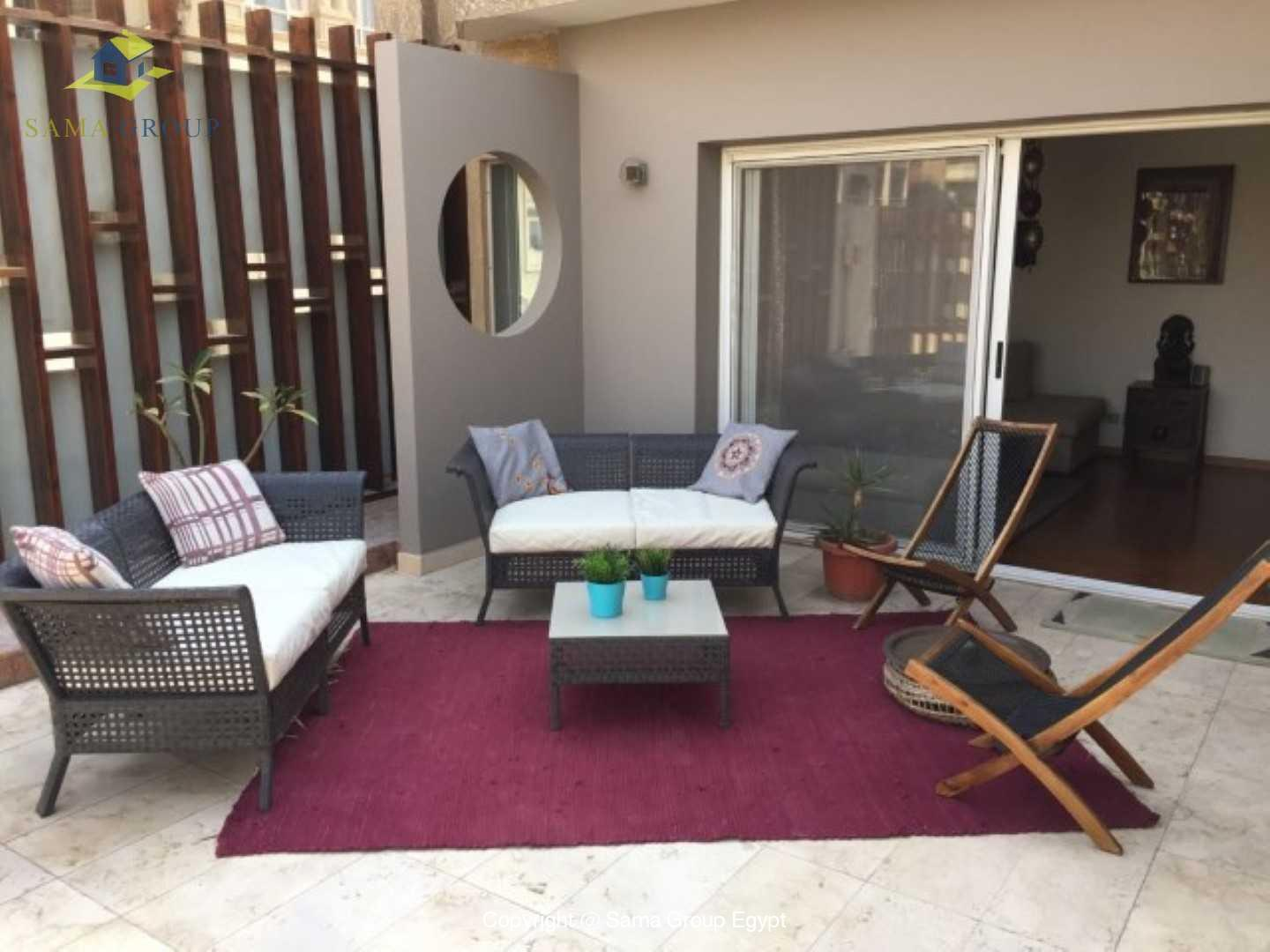 Ultra Modern Furnished Roof Top For Rent In Maadi