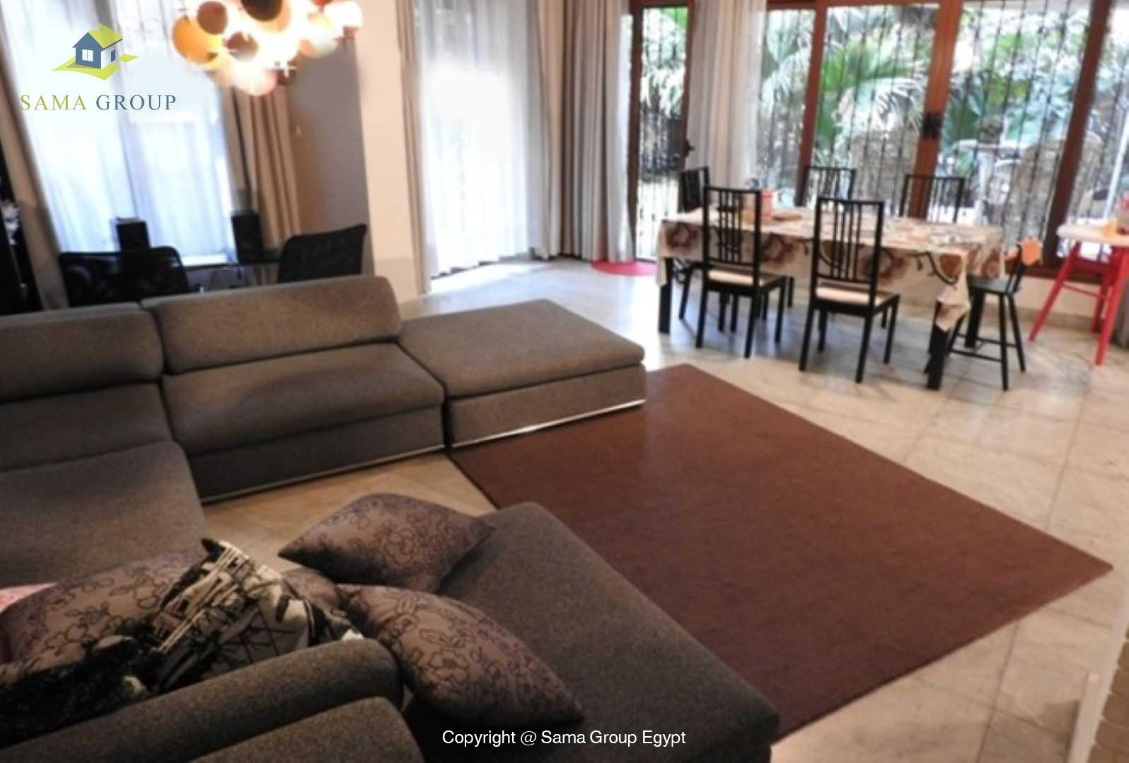 Ground Floor Duplex For Rent In Maadi Degla,Modern Furnished,Ground Floor NO #1