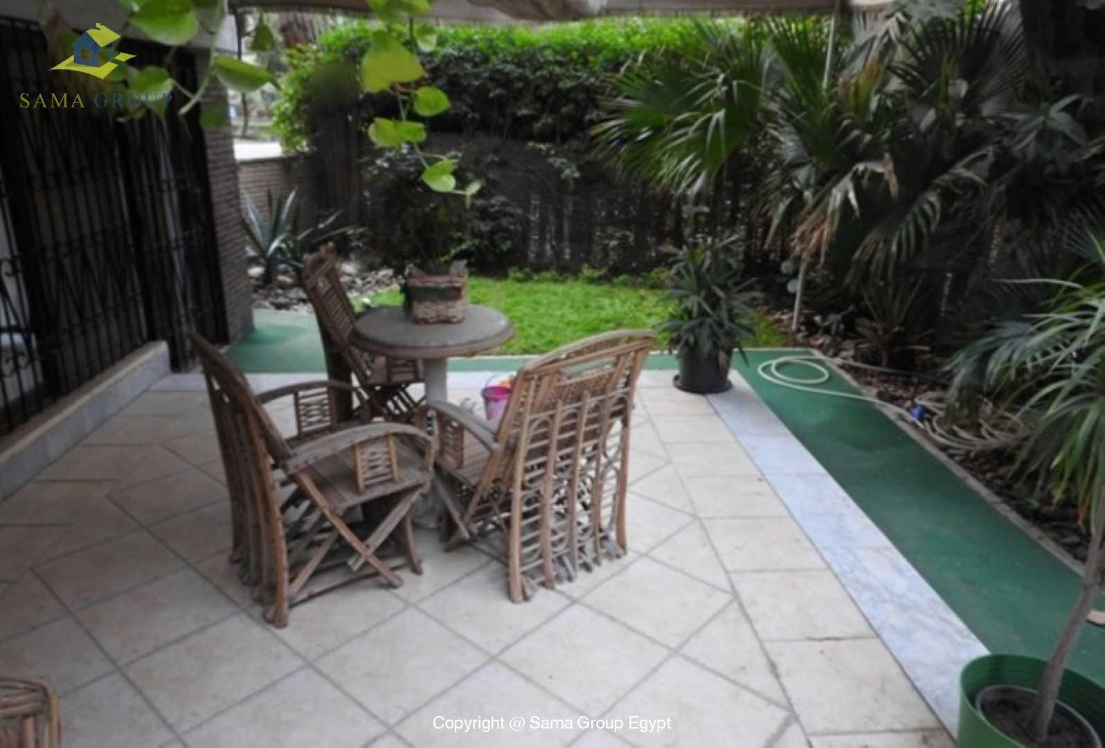 Ground Floor Duplex For Rent In Maadi Degla,Modern Furnished,Ground Floor NO #9