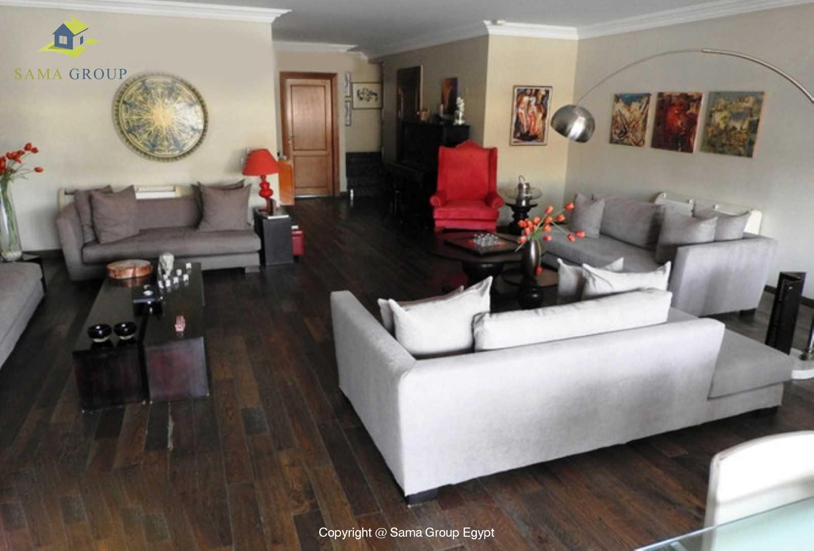 Penthouse with Swimming Pool For Rent In Maadi,Modern Furnished,Penthouse NO #1