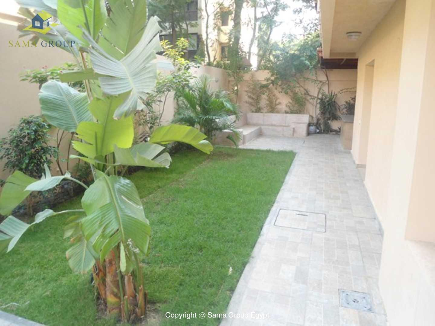 Ground Floor For Rent In Maadi Degla,Modern Furnished,Ground Floor NO #1