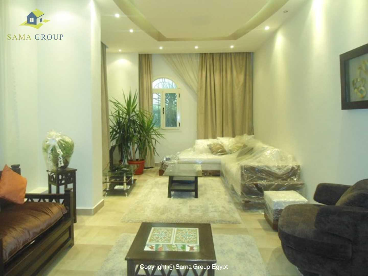 Brand New Ground Floor For Rent In Maadi,Modern Furnished,Ground Floor NO #11