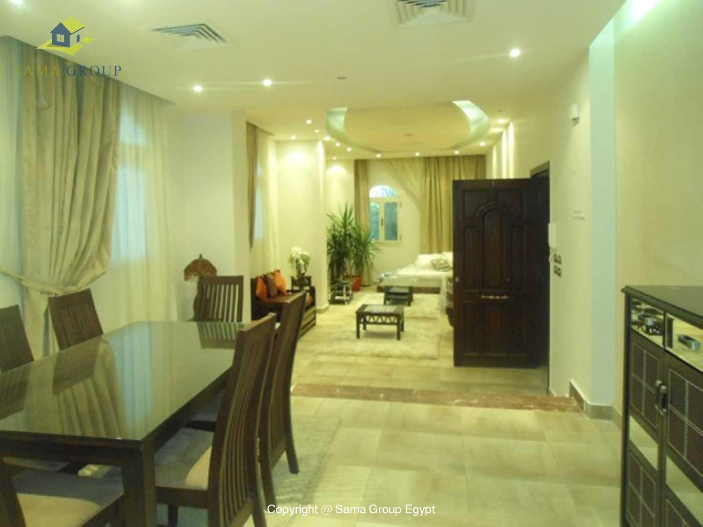 Brand New Ground Floor For Rent In Maadi,Modern Furnished,Ground Floor NO #9