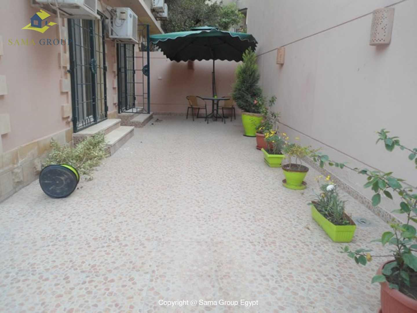 Brand New Ground Floor For Rent In Maadi,Modern Furnished,Ground Floor NO #5