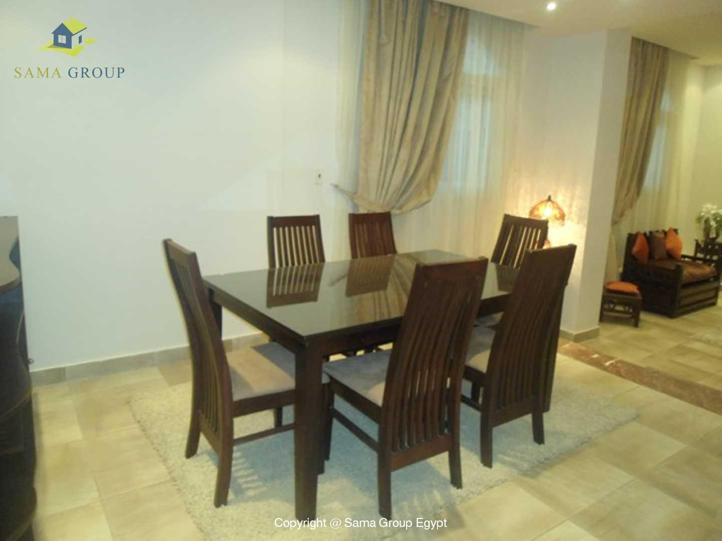 Brand New Ground Floor For Rent In Maadi,Modern Furnished,Ground Floor NO #12