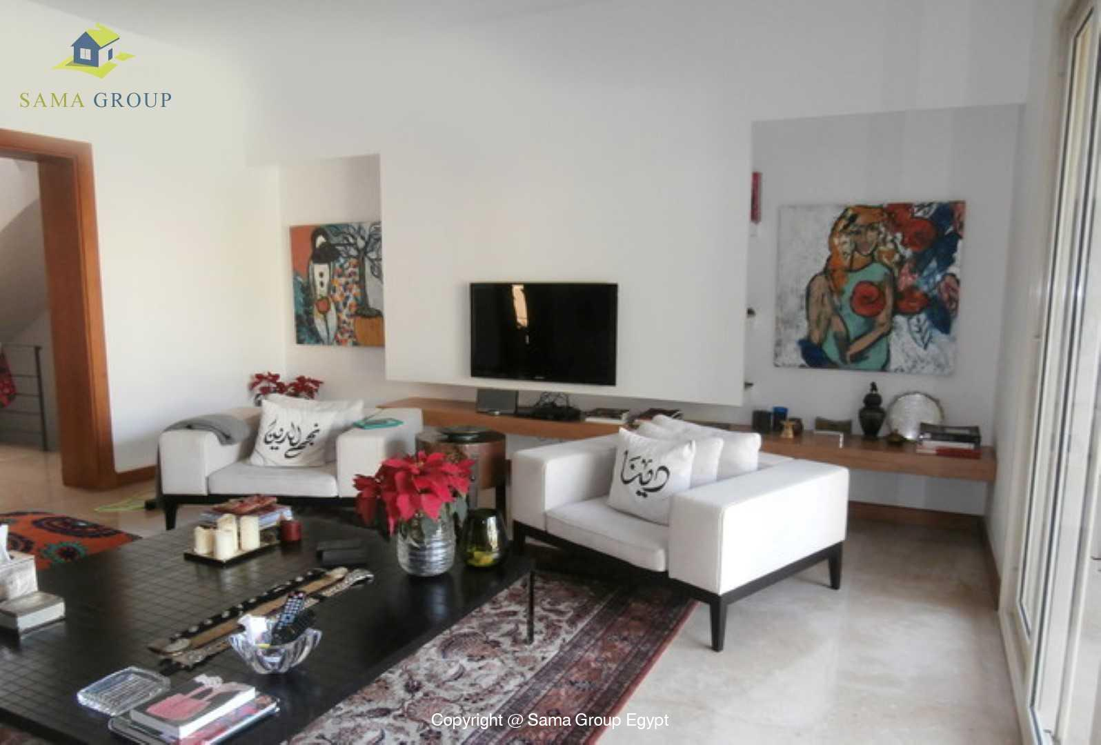 Amazing Villa With Pool For Rent In Lake View,Modern Furnished,Villa NO #3