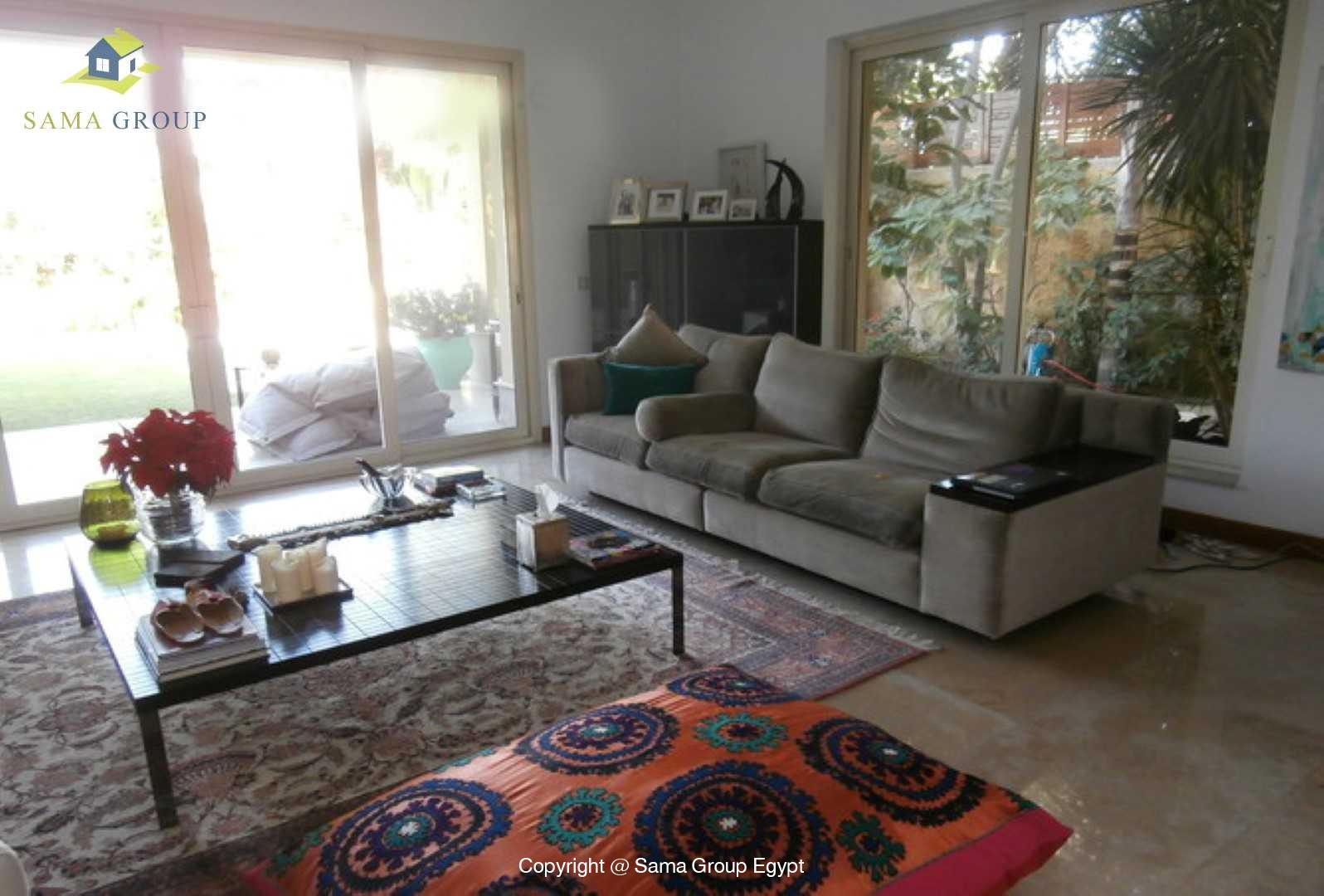 Amazing Villa With Pool For Rent In Lake View,Modern Furnished,Villa NO #4